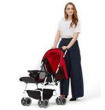 Os passeantes de bebê do Pram do bebê da roda do ar motorizaram o carrinho de criança de bebê
