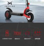 工場価格の屋外の余暇のセリウムの証明の女性のための電気バイクの表示2車輪の安全蹴りのスクーター