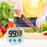 요리하고, 굽고 추가 (LCD 디스플레이, 시끄러운 경보, 카운트다운) Esg10223를 위한 우수한 자석 역행을%s 가진 디지털 부엌 타이머