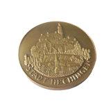 Fabrik-Großverkauf kundenspezifischen Metalpin Abzeichens des Tastepin-