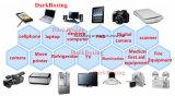 Caricabatteria solare ricaricabile doppio iniziato automobile portatile del USB per il viaggiatore