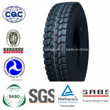 pneus radiaux de camion de mine de chargement de la poussée 12.00r20, pneus de TBR
