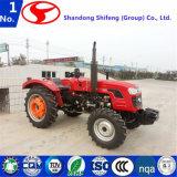 Tractoren de op wielen van het Landbouwbedrijf