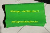 Fabrik-Verkauf umweltfreundlicher TPE-Gummiblatt-Mattenstoff-flexible Yoga-Matte