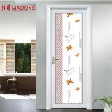 Puerta de aluminio del diseño clásico de la parrilla para el cuarto de baño
