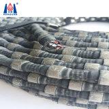 De alta calidad de alambre del diamante vio la cuerda para cortar hormigón
