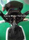 Scooter 2017 électrique adulte de la qualité 1000W 60V DEL Motos Electricas (coureur instantané)