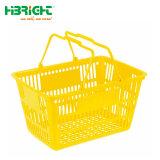 Supermarkt-Gemischtwarenladen-Einkaufskörbe
