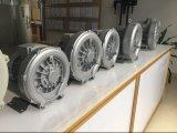 Три этапа вакуумного нагнетателя воздуха для сбора металлолома