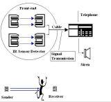 Проводной световой барьер двойного сигнала тревоги Фотоэлектрический детектор ИК-излучения 100 м до сих пор не001
