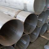 Sacado alrededor del tubo de aluminio 6061, 6063