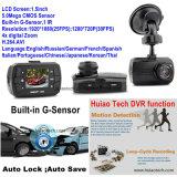 """2017 de Zwarte doos van de Auto van de Bevordering met 1.5 """" Auto DVR, 5.0mega Auto Camcorder, Camera dvr-1503 van het Streepje HD1080p"""
