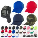 Chapéu feito sob encomenda barato do camionista para o chapéu do camionista do espaço em branco da venda por atacado da venda