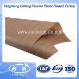 Bande anti-calorique avec les bandes revêtues de téflon de teflon de fibre de verre