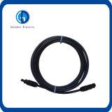 Sonnenkollektor-Kabel mit Verbinder