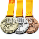 Точно обрабатываемое античное медаль пожалования бронзы меди серебра золота