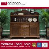Estilo americano Sideboard de madeira para mobiliário de escritório em casa como807