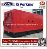 24kw/30kVA au générateur 160kw/200kVA diesel silencieux avec du Lovol-Ce Approval-20170912b