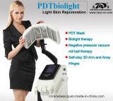 Macchina della strumentazione di bellezza dell'Bio--Indicatore luminoso PDT di PDT (ISO13485)