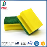 (YF-SPZP2) Einfacher Handeinfluß-reinigenschwamm für Küche-Reinigung