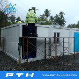 Recipiente pré-fabricados na China House para modular o projeto inicial