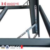 Finestra di vetro della lega di alluminio singola per il progetto