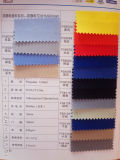 240G/M2, tela antiestática del uniforme de 65%Polyester 35%Cotton ESD