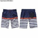 Shorts variopinti asciutti rapidi su ordinazione 100% di nuotata degli uomini dei pantaloni di scarsità della spiaggia del poliestere