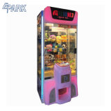 Crazy Toy выступе крана игры машин