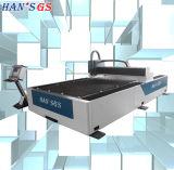 machine de découpage de laser de fibre de GS de 2500W Hans