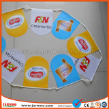 Double Side Printing PVC Flag for Advertizing