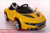아이를 위한 건전지에 의하여 운영한 장난감 차가 도매 차 장난감에 의하여 전차 농담을 한다
