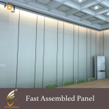 Carte murale colorée de béton durables pour la décoration intérieure