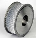 중국제 알루미늄 합금 테이퍼 구멍 벨트 폴리 Htd