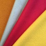 Шерстяной полированный шерсть полиамид смешанных Tweed ткань