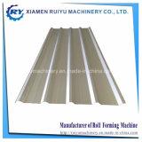 Panneau de toit trapézoïdal en acier profileuse