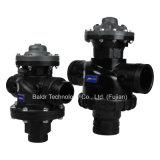 Válvula de control del material 3 de los PP '' para el sistema de irrigación