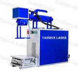 sistemi portatili della marcatura del laser 10W