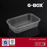 De beschikbare Plastic Container van de Opslag van het Voedsel (C 500)