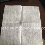55% Zelluloseund 45% Polyesterindustrieller Cleanroom-Wischer-Staub-fusselfreie Wischer