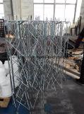 De gegalvaniseerde Kooi van het Koolstofstaal of van de Filter SUS 304 voor Elektrische centrale Appllication