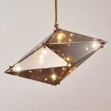 Illuminazione Pendant creativa semplice di vetro decorativa della replica LED