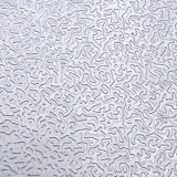 Die beschichtete Farbe strich Stuck geprägtes Aluminiumblatt/Ring vor