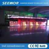 3535 SMD Alto Brilho P8 Piscina fixado na parede de LED para publicidade
