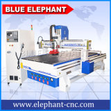 Atc 목제 CNC 대패 센터 기계 최신 판매 자동적인 3D 목제 새기는 CNC 대패