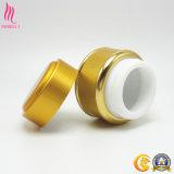 Envase cosmético de aluminio de la porcelana portable