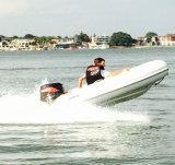 Liya 2.45.2m de Goedkope Opblaasbare Boot van de Rib met Motor