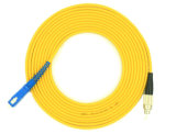 Sc - Cavo di zona ottico su un lato della fibra di FC MP