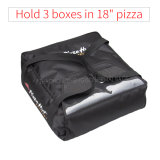 """18 """" بيتزا كور حقيبة بيتزا تسليم يمسك حقيبة لأنّ 3 صناديق"""