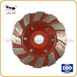 rotella di Ginding della mola abrasiva della rotella della tazza del diamante di 100mm